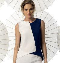 Vogue pattern: Top