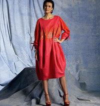 Dress, Koos van den Akker. Vogue 1401.