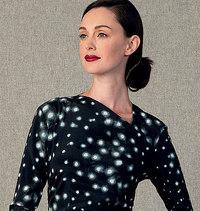 Dress, Rachel Comey. Vogue 1406.