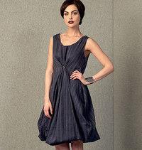 Dress, Lynn Mizono. Vogue 1410.
