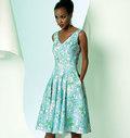 Vogue 8997. Dress.