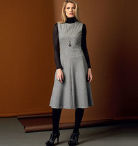 Dress. Vogue 9025.