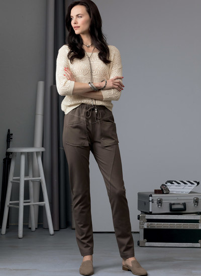 Pants, Kathryn Brenne