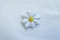 Daisy patch 1.5 cm