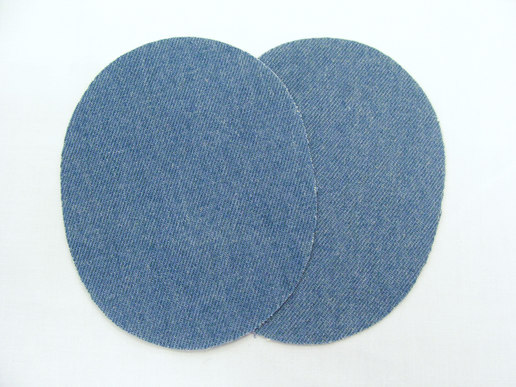 Denim patch light 2pcs