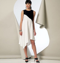 Vogue 9107. Tunic, Dress and Pants.