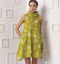 Vogue 9112. Dress, Marcy Tilton.
