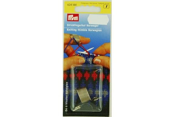 Norwegian finger yarn holder