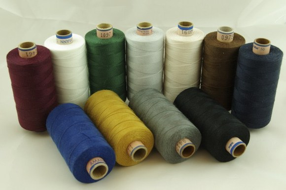 Awnings sewing threads