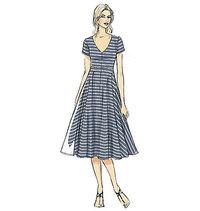 Dress. Vogue 9101.