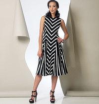 Vogue 9102. Dress.