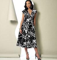 Dress. Vogue 9103.