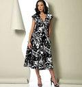 Vogue 9103. Dress.