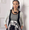 Top, Dress and Leggings, Marcy Tilton