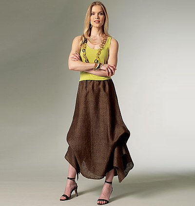 Skirt and Pants, Kathryn Brenne