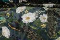 White flower is ca. 13 cm.