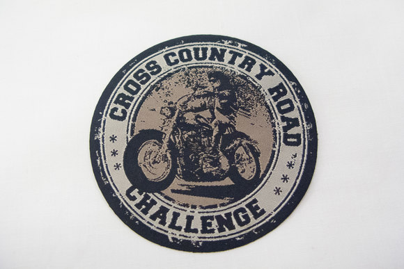 Cross country road patch 7cm