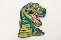 Dino patch 7 x 5 cm