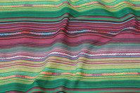 Mexi-stripes in green, purple etc.