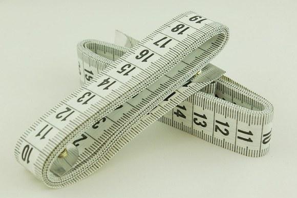 Standard tape measurer