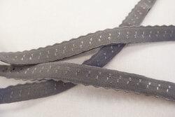 Elastic grey 1 cm