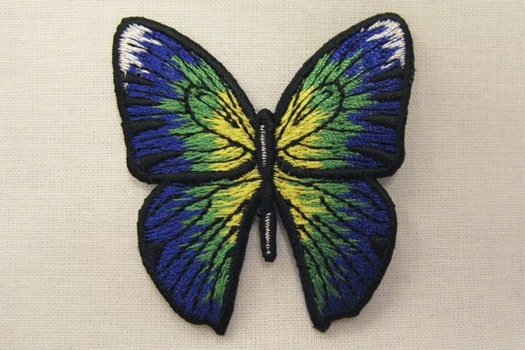 Butterfly patch 4,5x5cm
