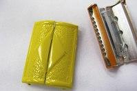 Metal buckle yellow 4cm