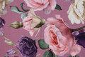 Roses are ca. 10 cm.