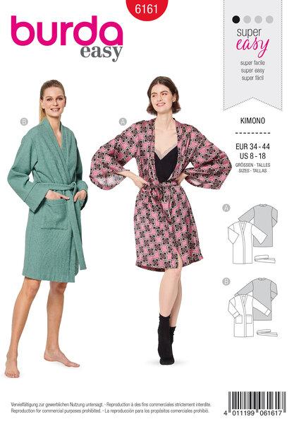 Kimono, Bath robe