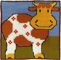 Cute cow. Permin 9143.
