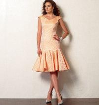 Dress. Vogue 8948.
