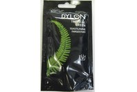 Dylon textile hand wash dye, lime green