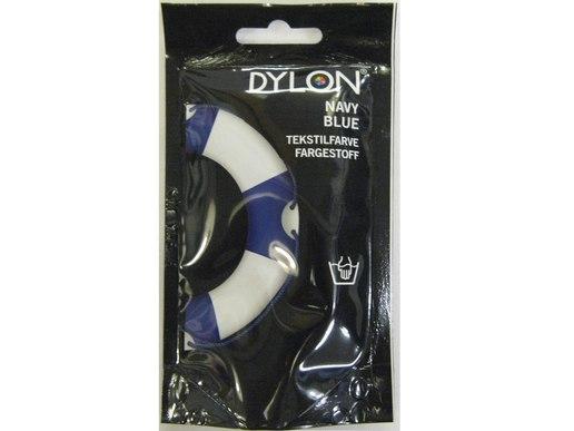 Dylon textile hand wash dye, navy blue