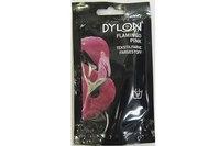 Dylon textile hand wash dye, pink