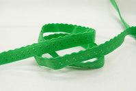 Elastic green 1 cm