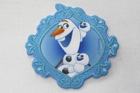 Frozen Olaf patch 6 x 7 cm
