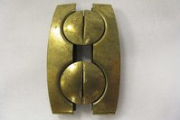 Metal buckle 6cm