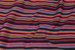 Mexi-stripes in dark green, blue etc.