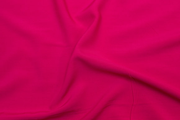 Pink, et viscose, woven quality without stretch