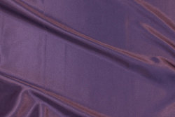 Stretch-satin in dust purple