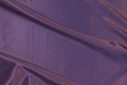 Stretch-satin in dust purple