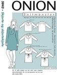 Onion 5043. Shirt and shirt-dress.