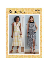 Petite Dress. Butterick 6761.