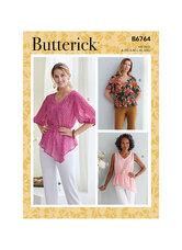 Tops. Butterick 6764.