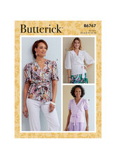 Tops. Butterick 6767.