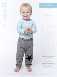Pants. Minikrea 20302.