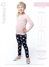 Leggings. Minikrea 50330.