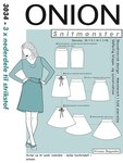 Onion 3034. 3 x skirts.