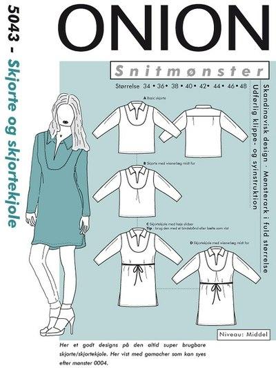 Shirt and shirt-dress