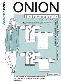Kimono . Onion 6023.